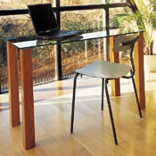 Glass Desks Guernsey