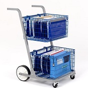 Mail Trolley TWO