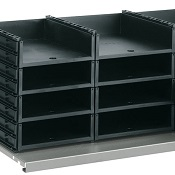 16 Compartment Pigeon Hole Unit