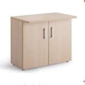 Pigeon Holes Style Mailroom Wooden Door Cupboard