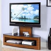 Forme TV Stands Walnut