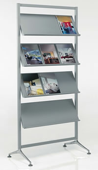 Literature display Stand 12P