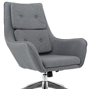 Office Chair Shell Grey