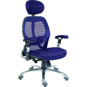 Mesh Chair Code Blue