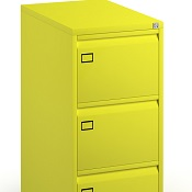 Executive Filing Cabinet  Top 3 Drawer
