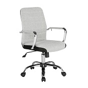 Home Office Chair Set Grey