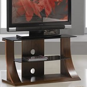 Forme TV Stand 201 850mm Walnut