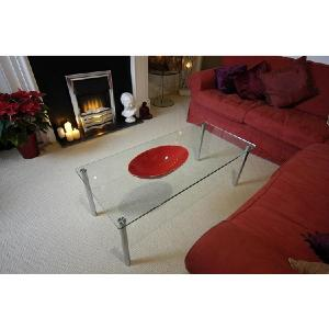 Glass Coffee Tables Era Rectangular  600 x 400