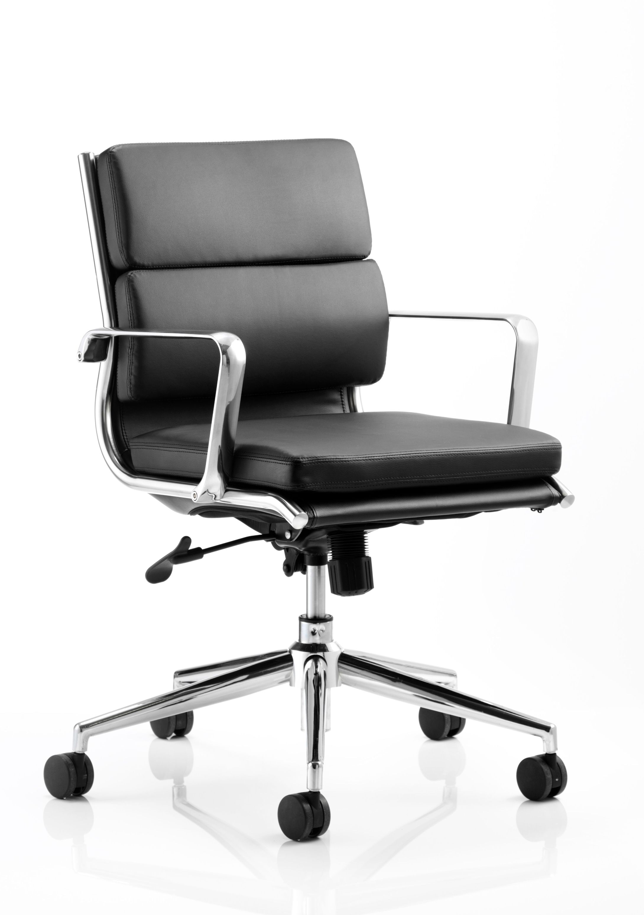 Black Leather Office Chairs. Office Chairs UK. Office Seating