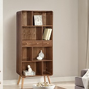 Lounge Bookcase Arc