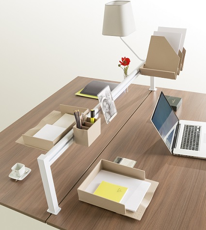 Merveilleux Duo Range Desk Accessories