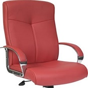 Executive Office Chairs Red