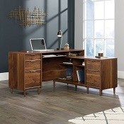 Grande Home Office L Shaped Desk