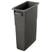 Office Recycling Bin Ecco 70 Litre Grey