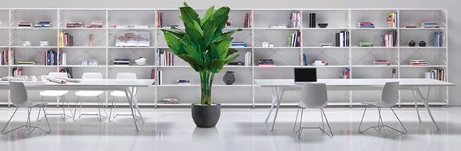 An Inspiring Modular Office Shelving Range Which Means That You Can Create  The Perfect Office Shelving Unit To Fit In With Decor In Any Corporate  Office, ...
