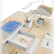 Duo Range Third Level Desk Accessories