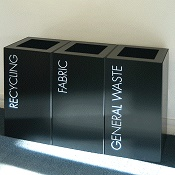 Office Recycling Bin Sorting Script