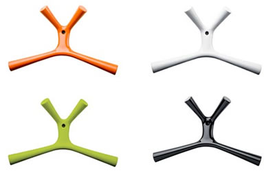 Designer Coat Hooks For The Office And Home.
