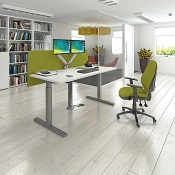 Sit Stand Desk Rise Two