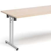 Deluxe Rectangular Folding Meeting Table F1 1800mm