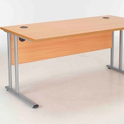 Rectangular Office Desk Delite