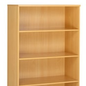 Deluxe Office Bookcase BC12