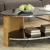 Forme Coffee Table 301 Oak