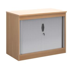 Office Systems Tambour Storage Cupboard Work 800mm