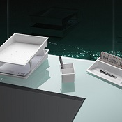 Milan Range Desk Accessories