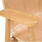 Dallas Chair Oak