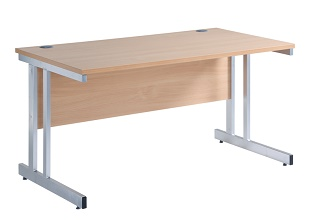 Office Desk Straight S10