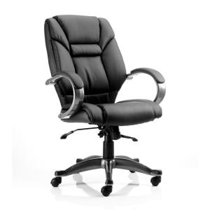 Office Chair Genesis Black