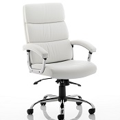 Office Chair Dream High Back White