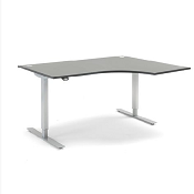 Sit Stand Height Adjustable Desk Ergonomic Energy 1600 x 1200mm