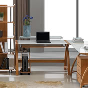 Forme Office Furniture  Oak