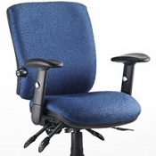 Ergonomic Chair Comfort Medium Back