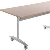 Spin Flip Top Meeting Table 1300