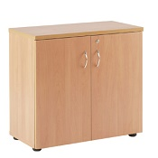 Low Wooden Cupboard Delite