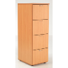 Four Drawer Filing Cabinet Delite
