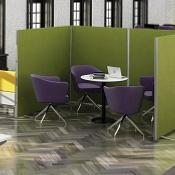 Office Screen Divider 1800mm x 1200mm