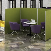 Office Screen Divider 1200mm x 1200mm