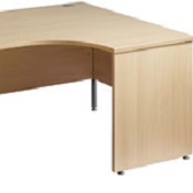 Ergonomic Office Desk Right Hand 25WER16