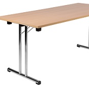 Aspire Meeting Room Tables Beech