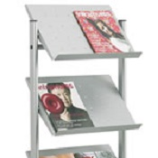 Literature display Stand V4 PV