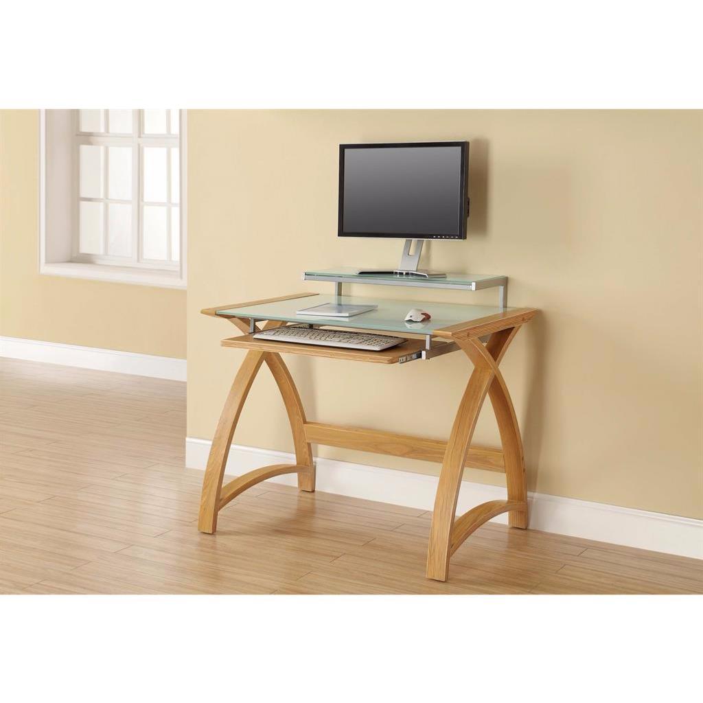 Computer Desks Oak. Home Office Furniture. Office Desks