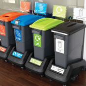 Recycling Bins E