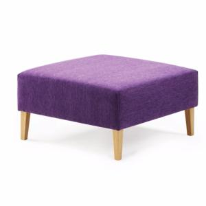 Reception Seating Shape Sofa Stool