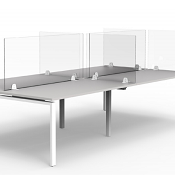 Anti Bacterial Screen Clear Desk
