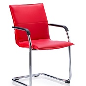 Boardroom / Visitor Chair Bay Red