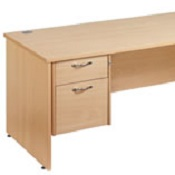 System Office Desk M2W12P2